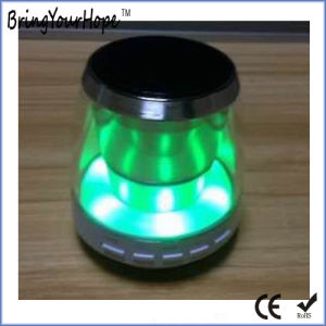 S2 Classical Colorful LED Light USB TF Play Bluetooth Mini Speaker (XH-PS-666) pictures & photos
