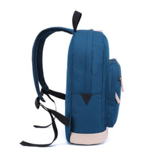 Whloesale High Student Polyester School Backpack pictures & photos