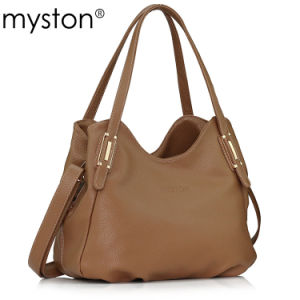 Newest Messenger Bag Ladies in The Elderly Bags of Casual Explosion Models European and American Women Bag PU Shoulder Bag pictures & photos