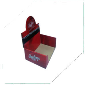 High Quality Display Fruit Durable Corrugated Paper Packing Tray pictures & photos