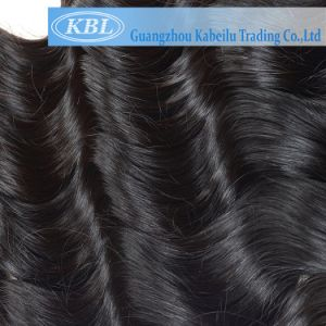 Natural Color Grade 7A Remy Hair Wefting Tape 3 Bundles pictures & photos