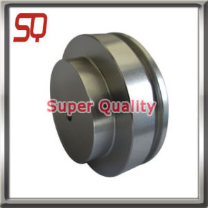 Custom Made High Quality Silver Iron Die Casting Mechanical Parts pictures & photos
