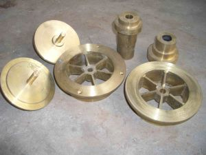 Aluminum Casting Mill Brass Casting Bronze Foundry pictures & photos