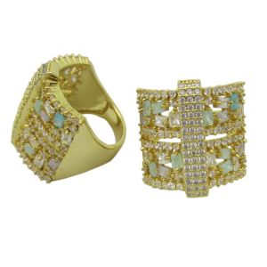 High Quality Elegant Gemstone 925 Sterling Silver Jewelry (R10981) pictures & photos