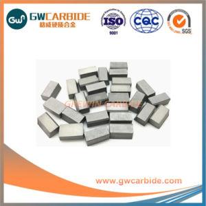Tungsten Carbide Brazed Tips K10 K20 M10 Yg8 Yt5 pictures & photos