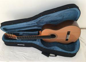 Aiersi Master Lattice Sound Bracing Jave Ebony Smallman Classic Guitar pictures & photos