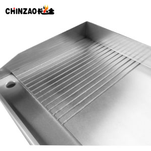Hot Selling Stainless Steel Commercial Burger Grill Bacon Egg pictures & photos