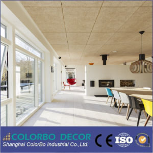 Interior Decorative Soundproofing Wood Wool Panel pictures & photos
