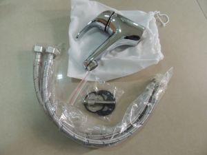 Singler Lever Ceramic Cartridge Bathroom Water Tap (2521) pictures & photos