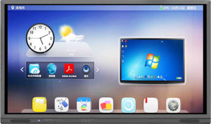"""China IR 10-Point 55"""", 65"""", 75"""", 86"""" USB HID LED Touch Screen Monitor with Best Price"""