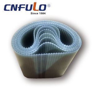PU Polyurethane Truly Endless Timing Belt with Steel Cord pictures & photos