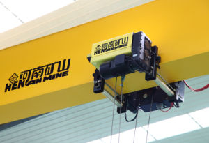 Ky Brand European Style Wire Rope Electric Hoist for Hot Sale pictures & photos