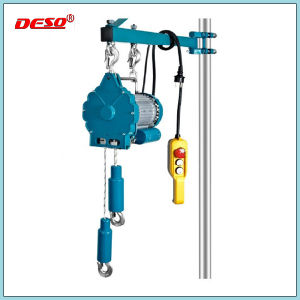 Large Wll Lifting Electric Wire Rope Hoist pictures & photos