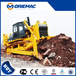 Shantui SD32 320HP Bulldozer with Three-Tooth Ripper pictures & photos