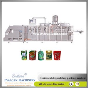 Automatic Food Dry Fruit Sunflower Seeds Zipper Stand up Pouch Doypack Forming Filling and Sealing Packing Machine, Packaging Machine pictures & photos