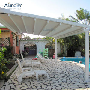 Canvas Retractable Folding Awning