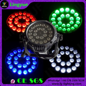 DJ Equipment 24X10W Outdoor LED PAR 64 Stage Lighting pictures & photos