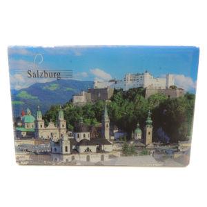 Custom Metal Printed Alumiun Fridge Magnet with Epoxy pictures & photos