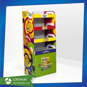 Chirstmas Cardboard Display, Pop Cardboard Coffee Display OEM/ODM Cardboard Display Factory pictures & photos