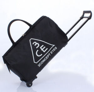 Wholesale Fashion Trolley Travel Luggage pictures & photos