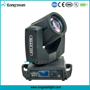 200W Gobo Light Moving Beam 5r (Loby Beam 5R200) pictures & photos