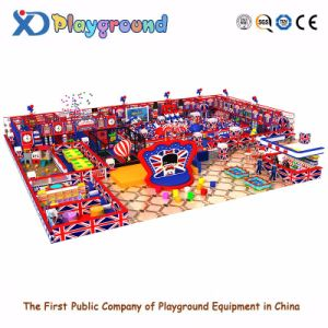 New Design Soft Play Toy Commercial Indoor Playground for Kids pictures & photos