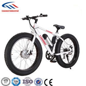 2016 Hot Sale Fat Tyre Ebike for Sale 26′′ Aluminium Alloy No Folding Modern Hot Sale 48V 10ah Electric Bike Fat pictures & photos