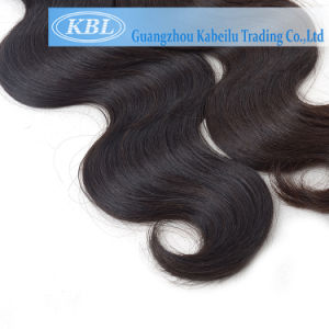 100% Real Brazilian Virgin Human Hair Weft with Double Layers pictures & photos