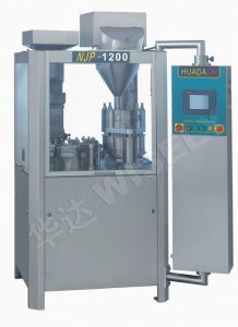 Njp-900/1000/1200 Fully Automatic Capsule Filling Machines Size 00