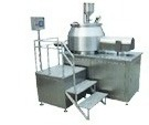 High Speed Mixing Granulator (LM-10, 50, 100, 200, 300, 400)