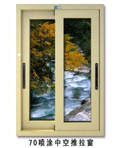 Double Glazing Sliding Window