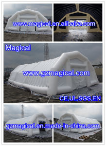 Customized Giant Inflatable Wedding Tunnel Tent (MIC-191) pictures & photos