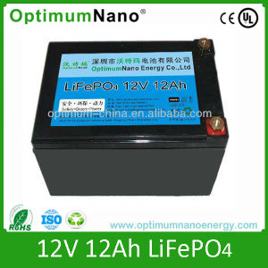 LiFePO4 Battery 12V 12ah for Medical Robot and LED Light pictures & photos