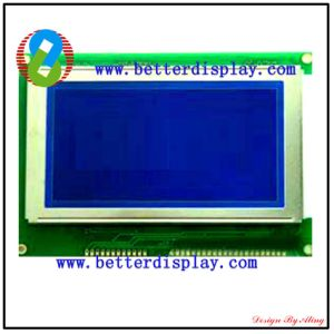 LCD Display Stn Blue LCM Standard Graphic Module Negative pictures & photos