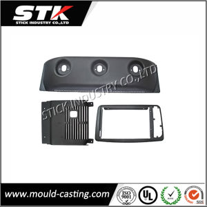 Plastic Injection Mould Product, Car Lampshade / Lamp Cover for Automotive Performance pictures & photos