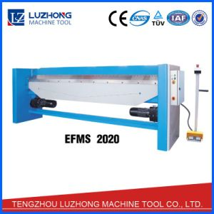 Heavy Bending Machine EFMS2020 EFMS2520 EFMS3020 Electric Folding Machine pictures & photos