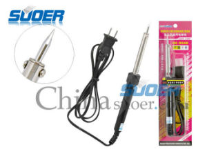 Suoer Hot Sale Universal Electric 40W 220V Soldering Iron (SE-9540) pictures & photos