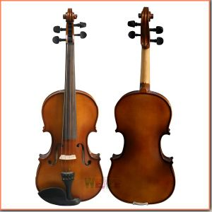 4/4 Coffee Color Entry Level Student Violin pictures & photos