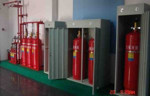 Zmc-40L Halon 1301 1211 Replacement Agent Extinguishing System pictures & photos