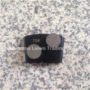 Concrete Diamond Grinding Shoe 2 Spot Diamond Floor Abrasive Tools Grinder China Good Diamond Tools Grit Customize