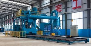 Disa Steel Surface Pretreatment Line