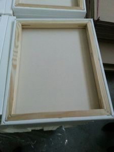 Stretched Canvas Stretched Canvases Fram Canvas Canvas Panels pictures & photos
