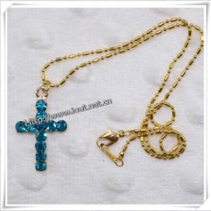 Metal Multi Layer Chain Charm Statement Necklace Fashion Jewelry (IO-an014) pictures & photos