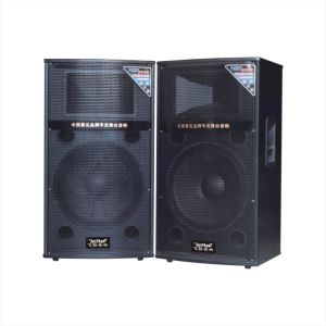 Double 15inch 2.0 Professional DJ Speaker 628t pictures & photos