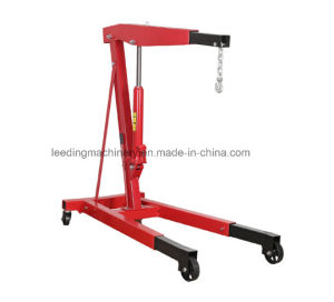 3ton Hydraulic Shop Crane Engine Cherry Picker Hoist Lift pictures & photos