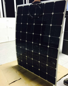 ODM Experienced Supplier 160watt 27V Semi Flexible Solar Panel pictures & photos