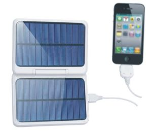 Foldable Cell Phone Solar Charger pictures & photos