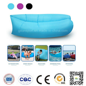 New Style Outdoor Lazy Sofa Lazy Hangout Fast Inflatable Sofa Air Bed Lounge Chair pictures & photos