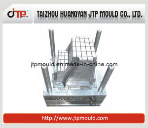 Double Decks of Plastic Stool Mould pictures & photos