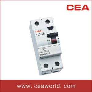 Cbd Residual Current Circuit Breaker (CEB4L 2P, CBT RCCB, BD) pictures & photos